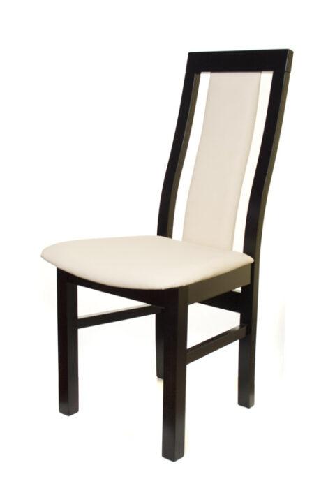 krzesło dębowe bergamo krótkie
