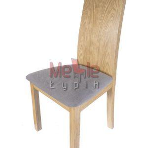 krzesło dębowe milan