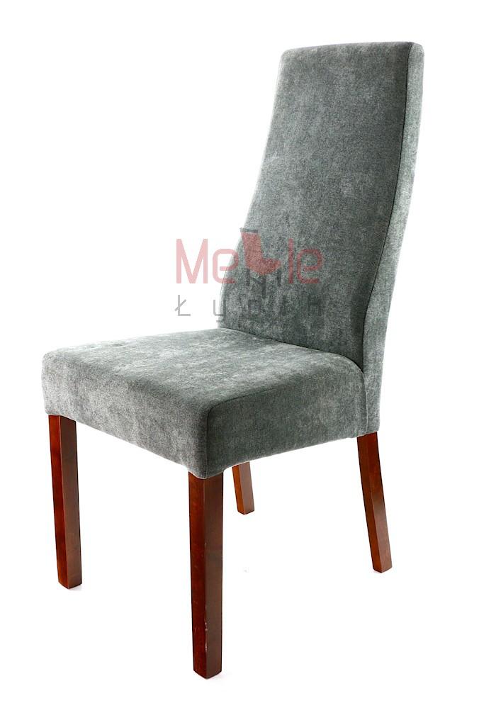krzesło kominek gięty dębowe