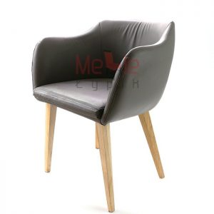 krzesło podłokietniki dąb