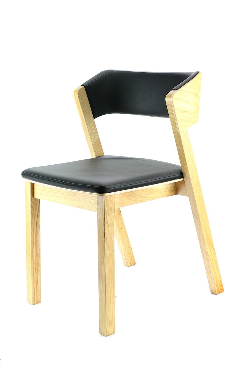 krzesło ontano dębowe loft design